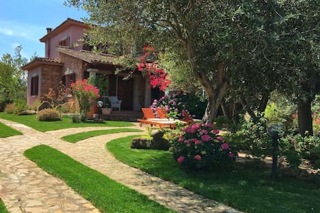 Villa Meravigliosa con Giardino - Loiri - Villa