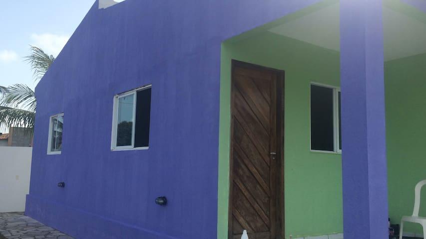 Casa aconchegante em Jacumã - Conde