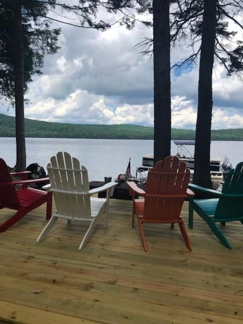 Lake House delux stay