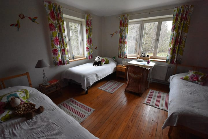 Bed and Breakfast around Spa