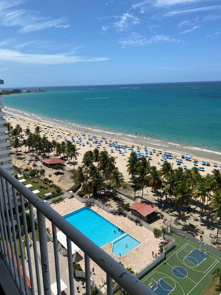 18th floor w/ Dream Ocean View