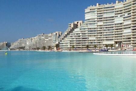 San Alfonso del Mar, Comfortable apartament - Algarrobo - Apartamento