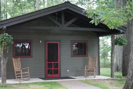 Camp Woodbury Cabin 1