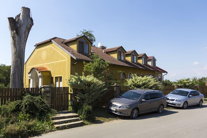 Penzion U Maléřa - ubytování na Slovácku