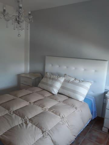Habitacion confortable ,con mucha tranquilidad