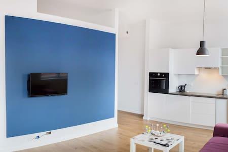 Nowoczesne mieszkanie typu studio - Apartment