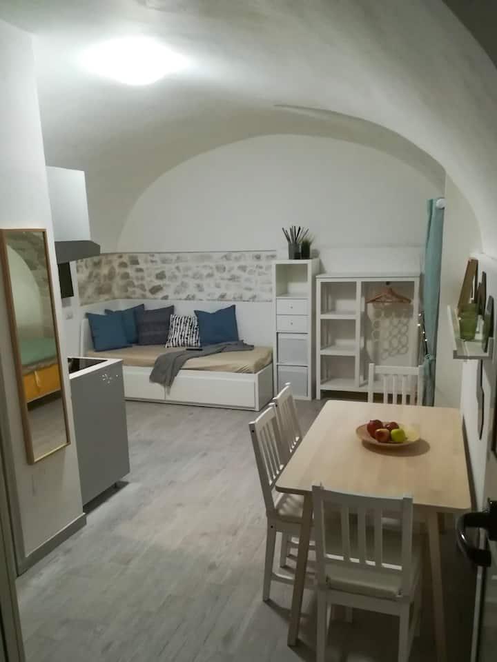 Acquasale apartment in centro