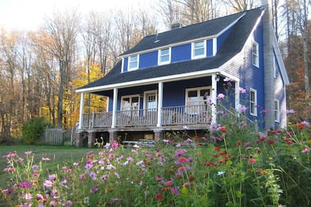Private farmhouse only 4 minutes from Stratton Mtn - Winhall
