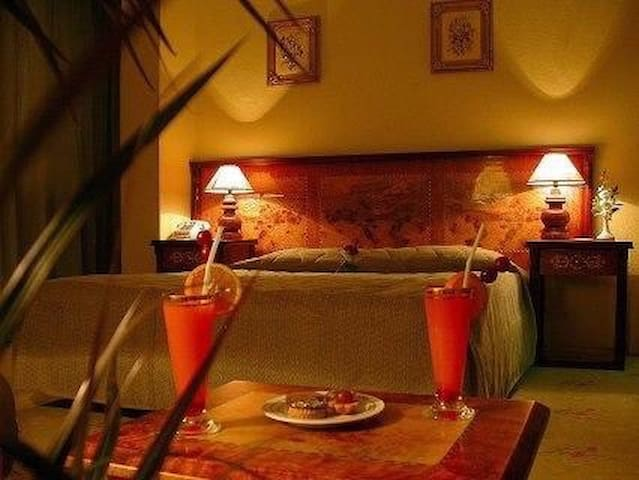 Great location hotel rooms - Amán - Bed & Breakfast