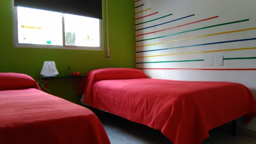 Bonita habitación centro neurálgico - Cordoba - Appartement
