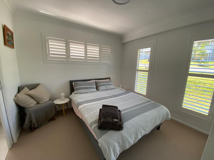 Comfy room with en-suite in beautiful Bangalow