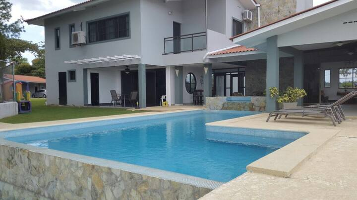 Casa de playa Bijao