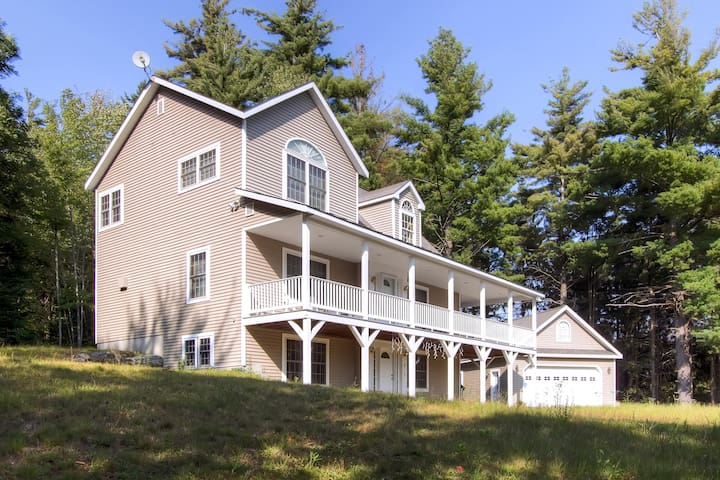 Lookout, Rental Houses at Pittsfield, with Mountain View - Pittsfield - Outro