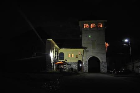 Turnul Maresalului - Corbeni - Hus