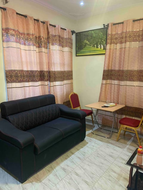 Beautiful and cozy fully furnished two bedroom apt