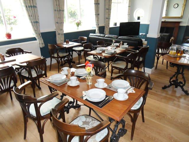 Northgate House - Silurum Suite. - GB - Bed & Breakfast
