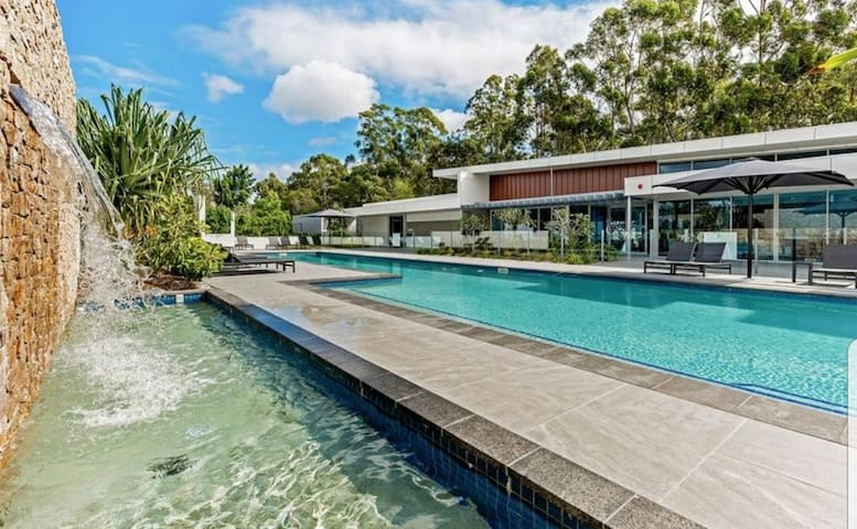 Perfect location central of the Gold Coast.