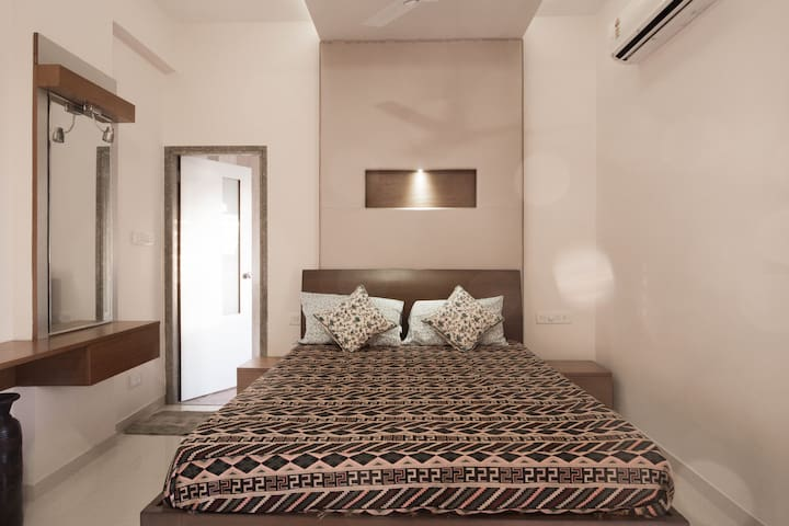 Super luxurious 2 bedroom apartment - Panjim - Apartment