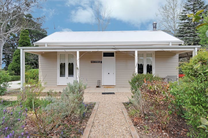 Rose Cottage - luxury purpose built with fireplace - Burradoo - Casa