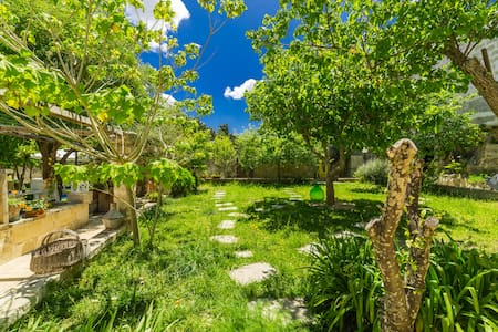 Bilocale in Villa Templari ( PVT Park & AIR COND ) - Otranto