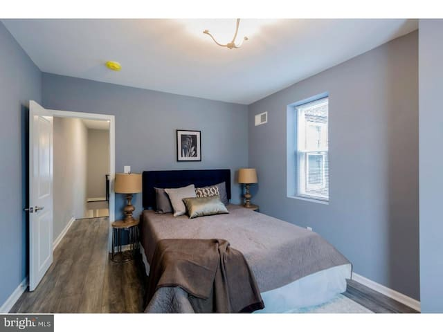 Perfect townhome in the heart of Philly