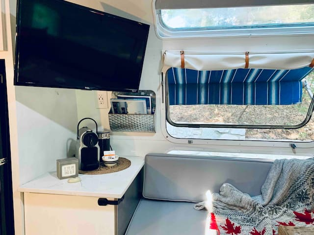 Lake Life Adventure in a Master Crafted Airstream
