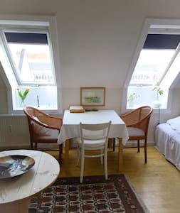 Great sunny studio apartment in Copenhagen Ø - Copenhagen