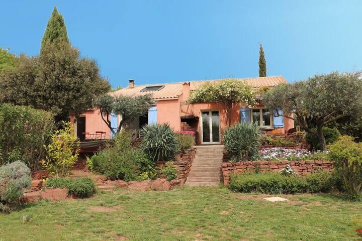Une maison idéale en famille/entre amis