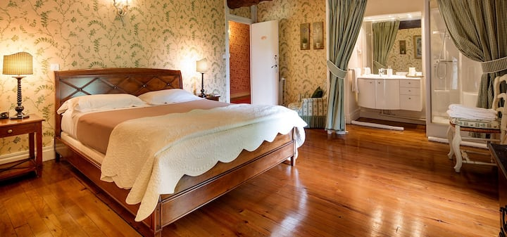 Chambre Classique, Château Fombrauge