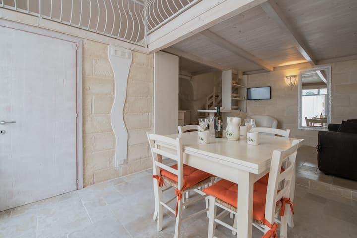 Le Piccole Case Bianche, Casa Daniele