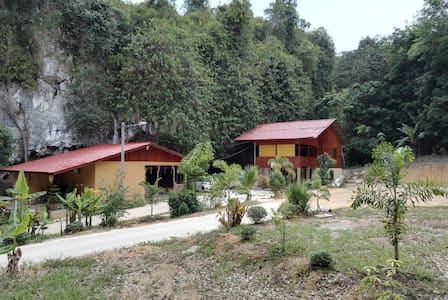 pulai holiday village - Gua Musang