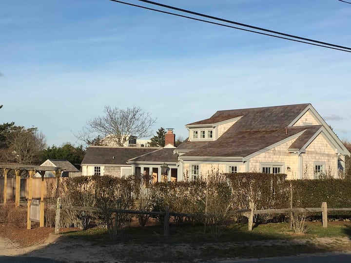 Four Season Cottage at Nauset Beach; tennis court
