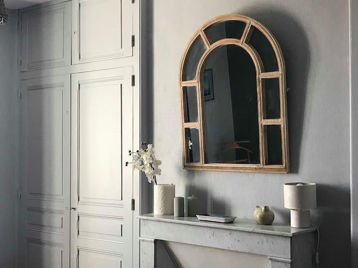 Le Compostelle, T3 chic, charme, confort 80 m²