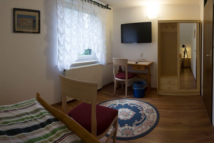 Double bedroom Guesthouse Pod Orehi - Kraberk