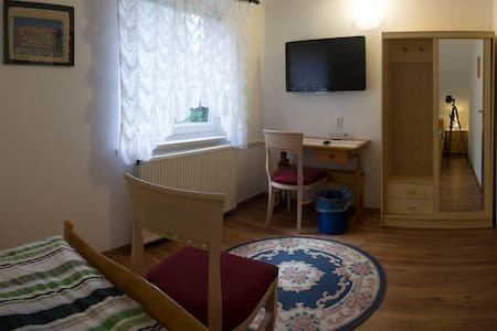 Double bedroom Guesthouse Pod Orehi - Kraberk - Konukevi