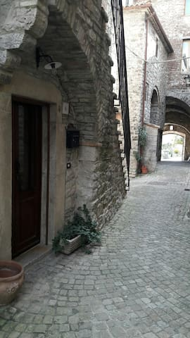 bomboniera - Acqualoreto - Apartment