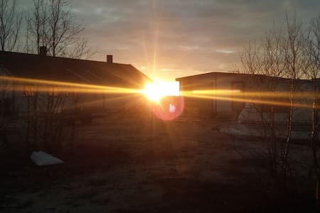 Hous Aprtment 2 Finnmark Cudejohka