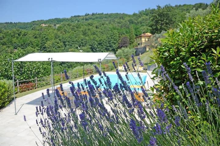 Villa Mario near Florence, Tuscany