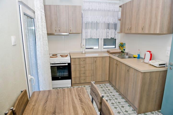 Makri square apartment