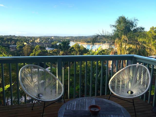 Northern Beaches, Pittwater views - Newport - Talo