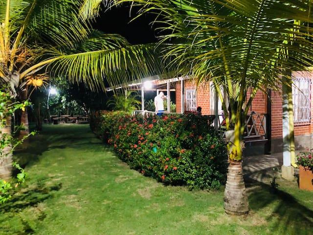Cabaña Villa Totumo; El Totumo (Necoclí)