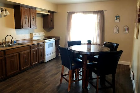 Spacious Two Bedroom Apartment Near Downtown
