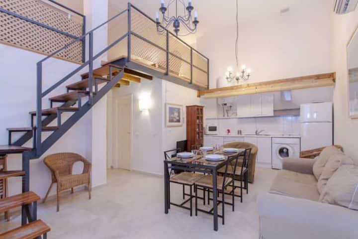 Tranquilo y Bonito Apartamento Triana