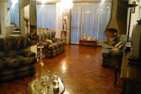 Furnished room in family house