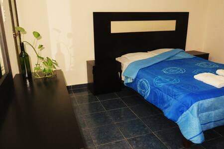 Bacalar Guests House, Near bus station, for 2-6 - Valladolid