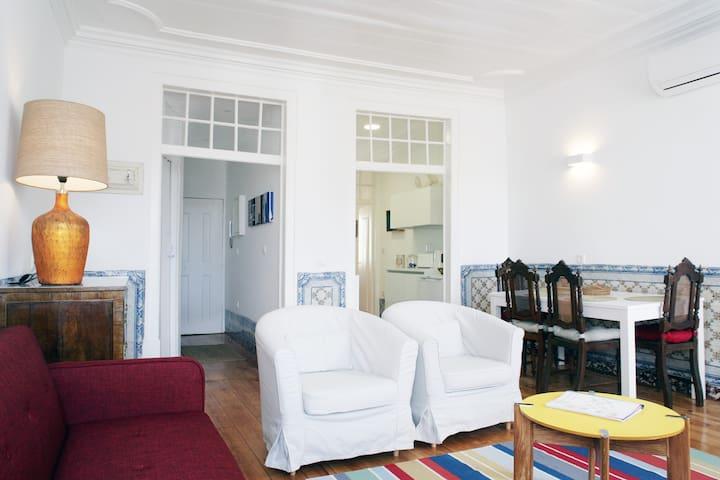 Belém Junqueira Street Apartment - Lisboa - Appartement