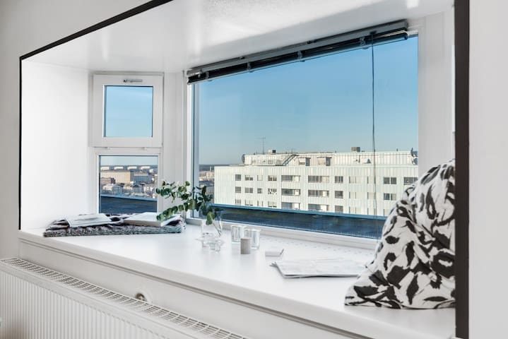 Studio apartment 7 min from T-centralen