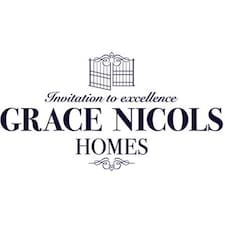 Grace Nicols Homes is the host.