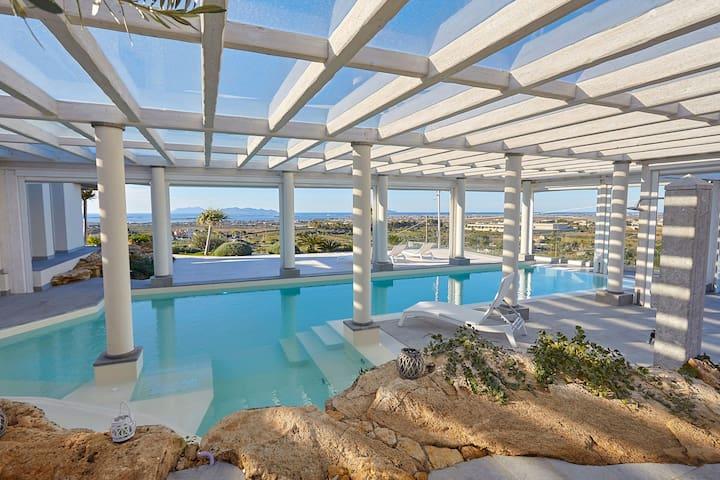Seven Islands luxury Villa