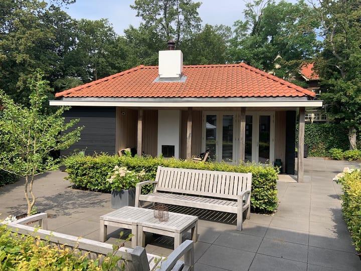 Private bungalow near beaches of Castricum